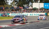 Jamie Whincup wins tyre battle in Race 11