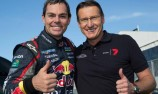 Craig Lowndes relieved to tick off win record