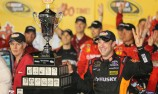Kenseth wins Southern 500