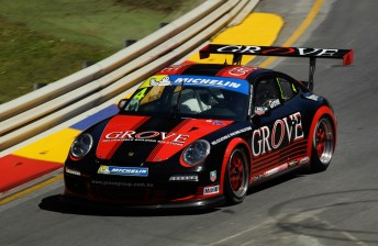 Date clash rules Gaunt out of Carrera Cup return