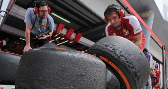 Tyre changes brought forward in time for Canadian GP