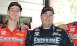 Victor Bray's family ties at Winternationals