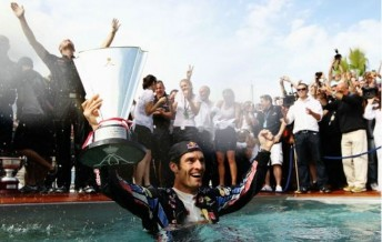 A win in Monaco - arguably Webber's finest moment