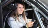 Female racer to test Dunlop Series V8 Supercar