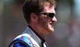 Earnhardt Jr. on pole - Ambrose on the pace in Kentucky