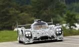 Porsche's 2014 Le Mans contender breaks cover