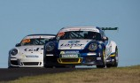 Porsche and karting stars race for charity