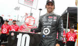 Franchitti quickest but Viso will inherit pole position