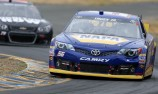 Truex breaks drought with Sonoma win