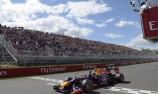 Sebastian Vettel performs Canadian masterclass