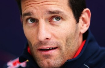Webber confirms exit from Formula 1