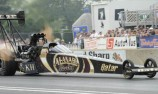 Middle East driver wins NHRA Top Fuel
