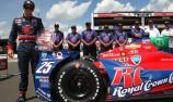 Marco Andretti leads team lockout at Pocono