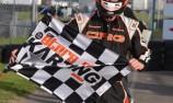 Joey Hanssen edges closer to championship glory