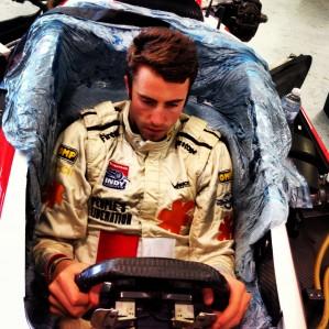 Davison James 299x299 James Davison secures maiden IndyCar drive