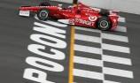 Scott Dixon leads surprise Ganassi/Honda podium