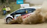 Eli Evans wins Leg 1 at Rally Queensland