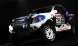 Ford announces V8-powered Dakar campaign