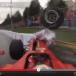 VIDEO: Kobayashi crashes Ferrari in F1 demo