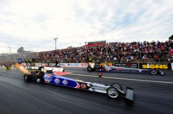 A pair of Lamattina-piloted Top Fuel cars will be commonplace come the end of the year