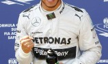 Hamilton upsets Red Bull party in qualifying