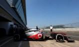 Magnussen fastest as Webber sidelined