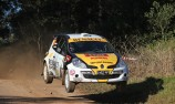 Pedder wins morning battle as Evans leads Rally