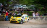 Reeves takes 2WD hat-trick of wins in Rally America Series
