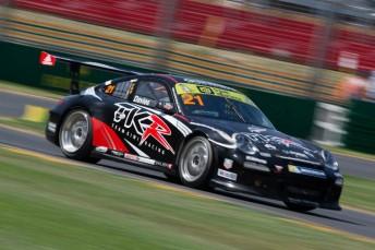 Gowans will step into the TKR Porsche