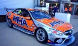 Revised HHA livery for Slade Mercedes