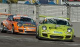 Baird returns to winning form in Carrera Cup