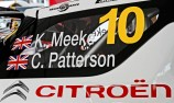 Sordo out, Meeke in for Rally Australia