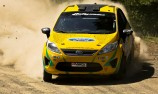Reeves' Rally America title within sight