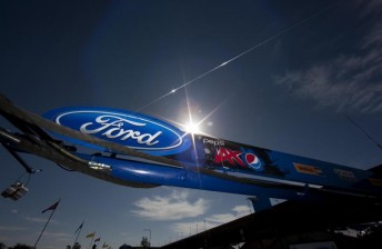 Questions linger over Ford's V8 Supercars future