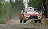 Hirvonen fastest in Rally Finland qualifying