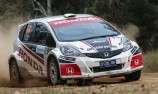 Honda withdraws from Australian Rally Championship