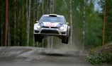 Ogier takes the lead in Finland
