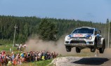 Ogier posts High Five in Finland