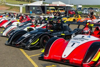 The Radicals will take to Bathurst for the first time