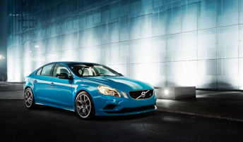 GRM and Polestar are collaboratively working on a V8 Supercar version of the S60
