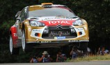 Sordo grabs lead at German Rally