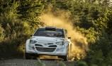 Atkinson, Hanninen, Bouffier test Hyundai WRC