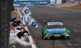 Castrol EDGE BMW podiums Nürburgring