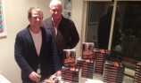 Explosive Dick Johnson book officially launched