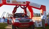 Olholm wins Australasian Safari