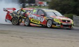 Perkins fastest as team-mates collide in Practice 2