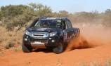 Bruce Garland makes steady progress in Safari