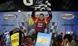 Edwards wins at Richmond as Chase is set