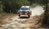 Eli Evans flies in ARC Power Page