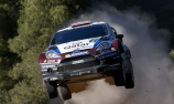 Novikov: road position crucial at Rally Australia